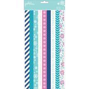 Winter Wonderland Washi Tape Booklet - Pebbles