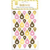 Gold Glitter & Foil Locale Stickers - Bo Bunny