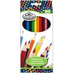 Bright 24/Pkg - Colored Pencils