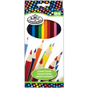 Bright 24/Pkg - Colored Pencils