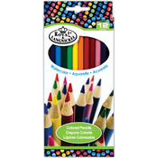 12/Pkg - Watercolor Pencils