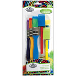 6/Pkg - Artist Brush Set