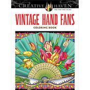 Creative Haven Vintage Hand Fans - Dover Publications