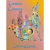 Desert Critters - EarthArt Coloring Book