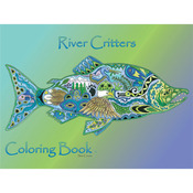 River Critters - EarthArt Coloring Book