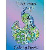 Bird Critters - EarthArt Coloring Book