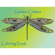 Garden Critters - EarthArt Coloring Book