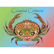 Coastal Critters - EarthArt Coloring Book