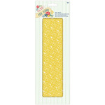 Yellow Floral - Papermania Folk Floral Deco Sheets 3/Pkg