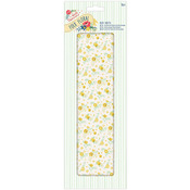 Yellow Wildflowers - Papermania Folk Floral Deco Sheets 3/Pkg