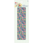 Big Floral Burst - Papermania Folk Floral Deco Sheets 3/Pkg