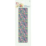 Big Floral Burst - Papermania Folk Floral Deco Sheets 3/Pkg
