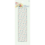 Ditsy Flowers - Papermania Folk Floral Deco Sheets 3/Pkg