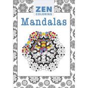 Zen Coloring Mandalas - Guild Of Master Craftsman Books