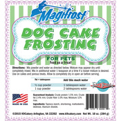 Magifrost Dog Cake Frosting 10oz