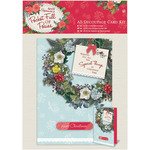 Papermania Pocket Full Of Posies A5 Decoupage Card Kit