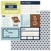 Dad Paper - Family Ties - Photoplay