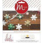 Minc Christmas 3D Snowflake Banner - Heidi Swapp