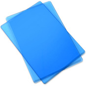 "Standard/Blueberry - Sizzix Cutting Pads 6.125""X8.875"" 1 Pair"