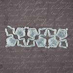Crown/Silver Dresden Paper Trim - Relics & Artifacts - Prima