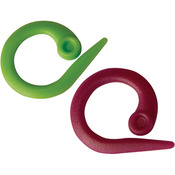 30/Pkg - Mio Stitch Split Ring Markers