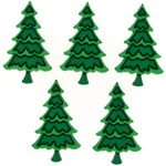 Frosted Forest - Dress It Up Holiday Embellishments