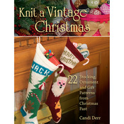 Knit A Vintage Christmas - Stackpole Books
