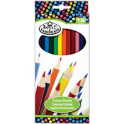 Bright 12/Pkg - Colored Pencils
