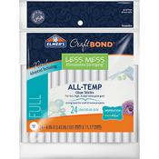 Elmer's CraftBond(R) Less Mess All-Temp Glue Sticks