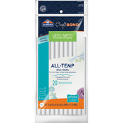 Elmer's CraftBond(R) Less Mess All-Temp Glue Sticks