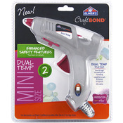 Elmer's CraftBond(R) Dual-Temp Mini Glue Gun
