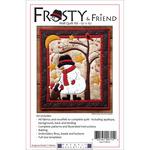 "13""X15"" - Frosty & Friend Wall Quilt Kit"