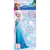 Elsa - Frozen Repositionable Stickers