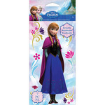 Anna - Frozen Repositionable Stickers