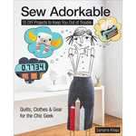 Sew Adorkable - Stash Books