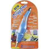 Cray-Pen (R) Colored Wax Electric Painting Tool