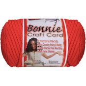 Coral - Bonnie Macrame Craft Cord 6mmX100yd