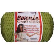 Lime - Bonnie Macrame Craft Cord 6mmX100yd