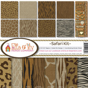 Safari Collection Kit - Ella & Viv
