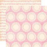 Paper Doily Paper - Blowing Kisses - Echo Park