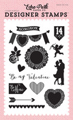 Blowing Kisses Stamp Set - Echo Park
