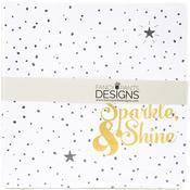 Sparkle & Shine 8 x 8 Soft Cover Journal - Fancy Pants