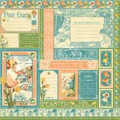 April Collective Paper - Children's Hour - Graphic 45