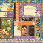 October Collective Paper - Children's Hour - Graphic 45