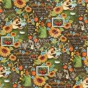 August Montage Paper - Children's Hour - Graphic 45