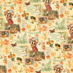 November Montage Paper - Children's Hour - Graphic 45