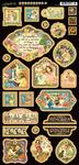 Children's Hour Decorative Chipboard - Graphic 45