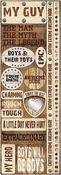 Wood Backgrounds Combo Sticker Sheet - Ella & Viv