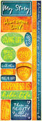 Painted Combo Sticker Sheet - Ella & Viv