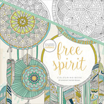 Free Spirit - KaiserColour Perfect Bound Coloring Book